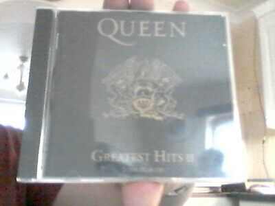Queen - Greatest Hits 2 - Cd Album - 1991 - 17 Tracks - Cdp 797971 2 - Excellent