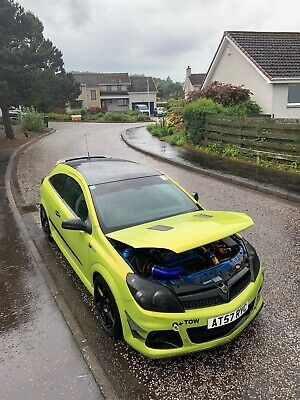 2007 Vauxhall Astra VXR Road /Track Car. FULLY FORGED, LSD, CAGE, STAGE 4+
