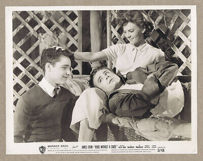Rebel Without A Cause '55 James Dean Natalie Wood Original Photo Sal Mineo Ray