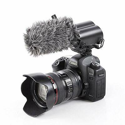 Saramonic Furry Outdoor Microphone Windscreen for The Vmic & Vmic Record-E