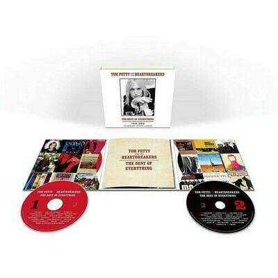 "NEW Tom Petty ""The Best Of Everything"" The Definitive Career Spanning Hits 2 CD"