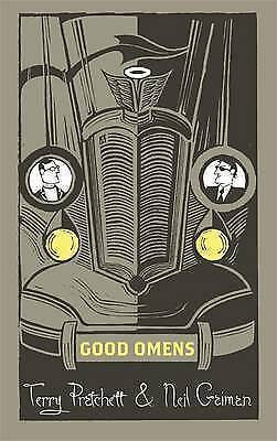 Good Omens by Neil Gaiman, Terry Pratchett (Hardback, 2013)