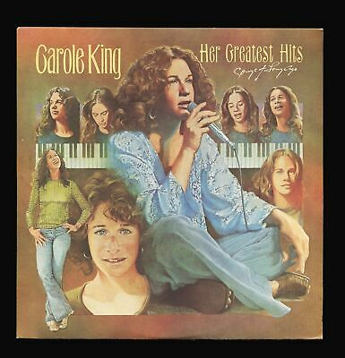 VINYL LP Carole King - Her Greatest Hits Songs Of Long Ago 1st PRESSING VG++/NM-