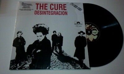 THE CURE - POLYDOR PROMO 12