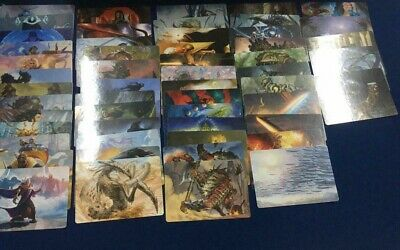 MTG ENGLISH Modern Horizons Complete Set of 54 Art Cards x1 NM Ready to Ship
