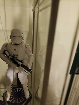 Star Wars Hot Toys First Order Snowtrooper