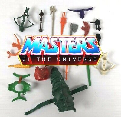 Mattel Masters Of The Universe Motu Vintage Original Weapon To Choose A Choisir