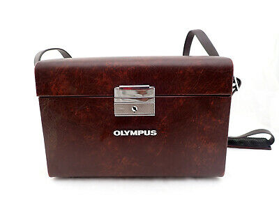 "Olympus Om Universal Case S Rare Rare "" Good Condition"