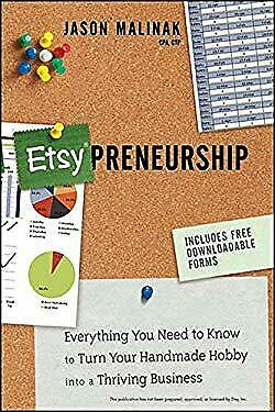 Etsy-Preneurship : Everything You Need to Know to Turn Your Handmade H-ExLibrary