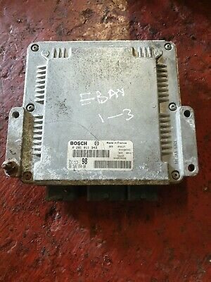 peugeot citroen bosch ecu immobiliser removed immo off 0281011343 9659440380 98