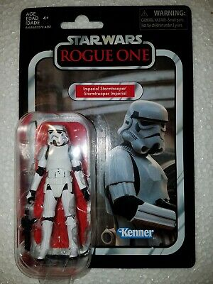 Star Wars Vintage: Wave 5: Imperial Stormtrooper (Rogue One) - Vc140