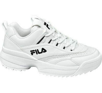new photos amazing price top design DEICHMANN SHOES FILA women Ladies Chunky Fila Lace-up ...