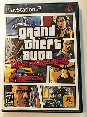 Grand Theft Auto: Liberty City Stories GTA (PlayStation 2 ~PS2)