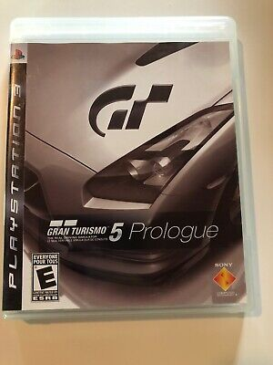 Gran Turismo 5 Prologue Playstation 3 PS3 (Sony Playstation 3, 2008) Complete