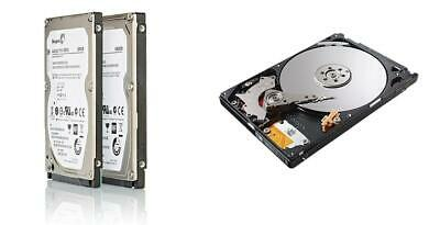 "Seagate 500GB 2.5"" SATA Laptop Thin SSHD  Hybrid Solid state drive ST500LM000"