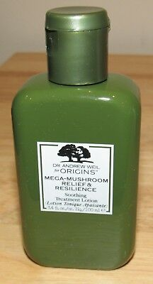 Dr Weil Origins 3.4 Oz Mega Mushroom Relief Treatment Lotion Resilience Soothing