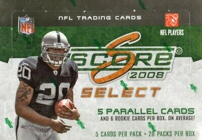 2008 Score Select Football Complete Your Set Pick 25 Cards From List
