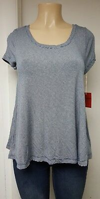 Brand New Mossimo Supply Co Small Medium S M Navy Stripe Free Shipping Msrp14.99