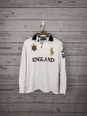27bb824c83a Rugby Shirt Scotland Long Sleeved Striped Shirt Cotton Pullover style.