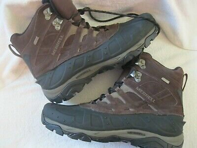 52a95b00f384c1 New Mens Merrell Expresso Phaserbound Select Dry, Select Warm 400GM Hiking  Boots