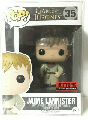 Funko Pop! Game of Thrones #35 Jaime Lannister with Gold Hand
