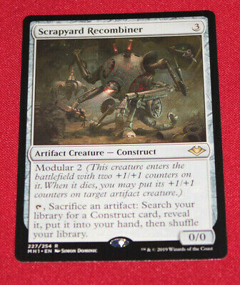 Magic The Gathering Scrapyard Recombiner Modern Horizons Used