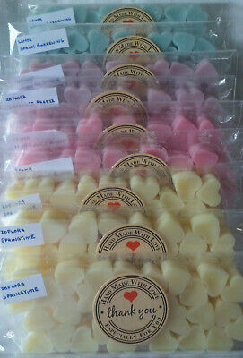 30 Mini Zoflora Or Lenor Type  Highly Scented Soy Wax Melts.