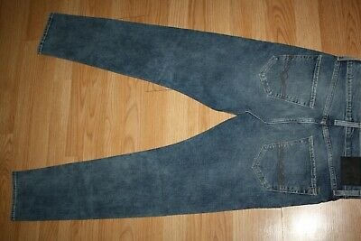 456fc913064 DENIZEN LEVI`S 32 MEN`S STRENGHT stretch JEANS 283 SLIM FIT NEW WITH ...