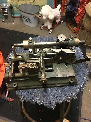 Vintage Lathe Milling Cutting Machine Engineers Tool ??