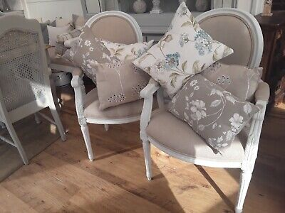 Gorgeous French Inspired boudoir Chair(s)..RRP £279.00 .. CHECK OUT OUR PRICES!