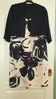 Ladies Size 18 BNWOT Roman Dress And Jacket