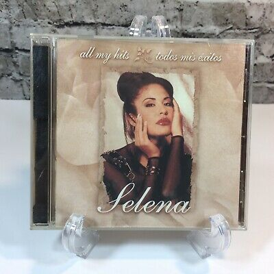 All My Hits Todos Mis Exitos by Selena CD Mar-1999 EMI Music Distribution