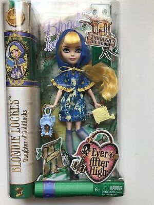 Mattel Ever After High Through The Woods Blondie Lockes Doll