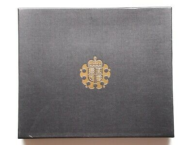 2008 Royal Mint 11 Coin Proof Set With Certificate Birth Date Gift