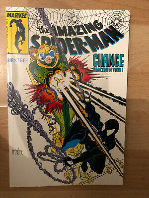 AMAZING SPIDER-MAN CHANCE ENCOUNTER MARVEL graphic novel tpb todd mcfarlane