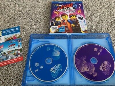 The Lego Movie 2: The Second Part (Blu-ray + DVD)