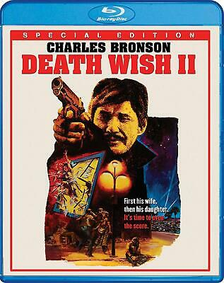 Death Wish Ii  2 (1982) - Shout Factory Blu-Ray - New Sealed