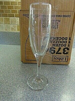 Libbey Glassware - 3794 - Embassy 4 1/2 oz  Fluted Glass