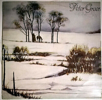 PETER GREEN (FLEETWOOD MAC) - White Sky -  EX-YUGOSLAVIA  FREE SHIPPING