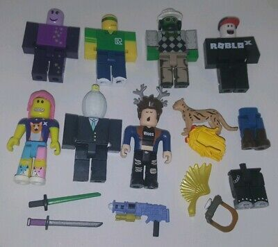 LOT OF 40PCS Random Roblox Weapons Accessories for Game Roblox