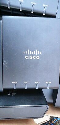 Genuine Original Cisco ATA187 UC Analog Telephone Adapter, no cables or power