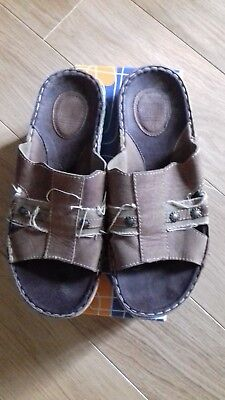 42 Homme Marron Mode Pointure Rcd52533 Arizona Birkenstock Sandales MUSVzp