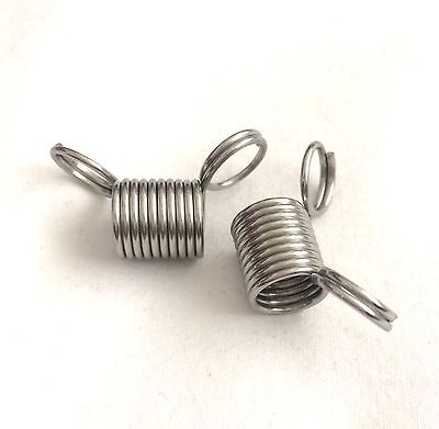 Bead Stoppers X 2 - Jewellery Making - Bead Stringing - Free Post