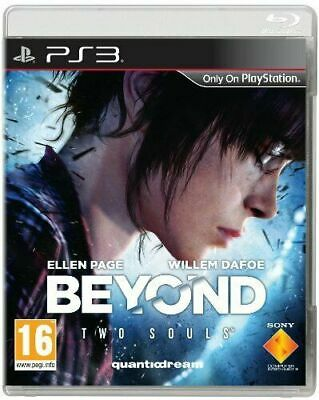 Beyond: Two Souls - (PS3 PlayStation 3) Free International Shipping from UK