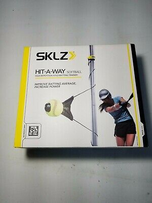 Sklz Hit-A-Way Swing Trainer for Softball Improve Your Batting NIB