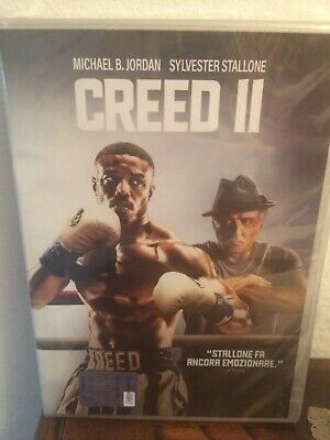 CREED II - DVD - Nuovocon Sylvester Stallone