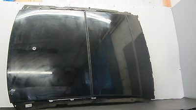 OEM MERCEDES BENZ E550 W211 Pair Panoramic Sunroof Top Roof