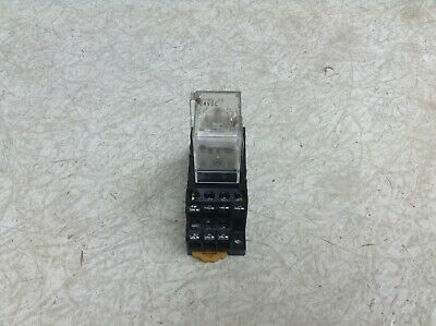 Omron MY4N-D2 24 VDC Relay with Base MY4ND2 (TSC)
