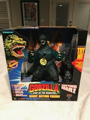 Vintage 1994 Trendmasters Godzilla King of The Monsters In Original Box