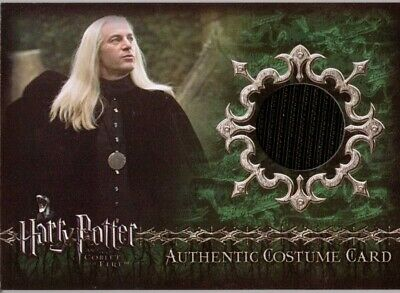 Harry Potter and the Goblet of Fire GOF COSTUME C1 Lucius Malfoy 203/475